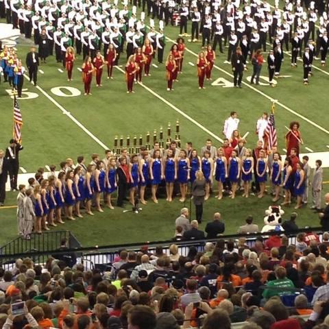 CC at State Band Finals