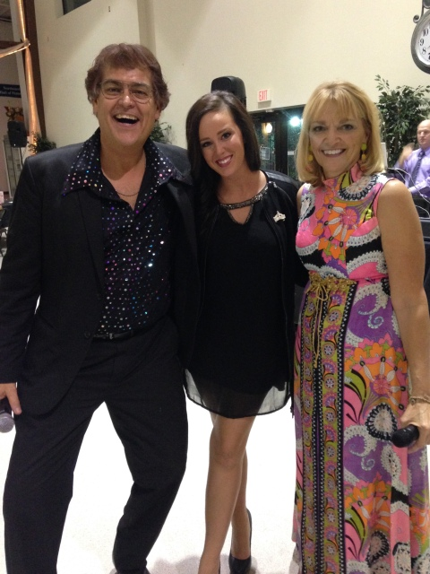 Kent, Shelley & Terrin at Giving Party 2014